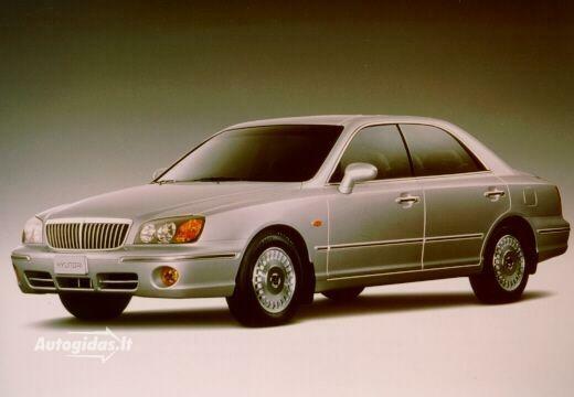 Hyundai XG 30 1999-2003