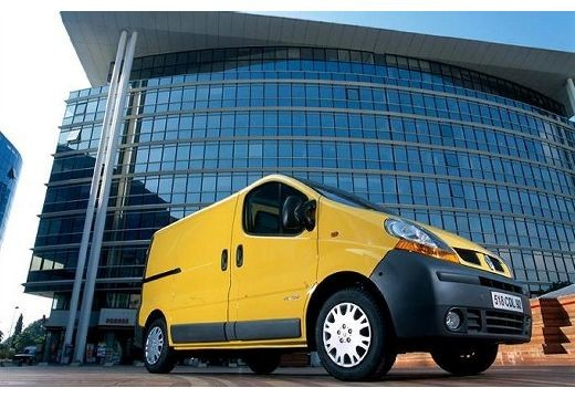 Renault Trafic 2001-2002
