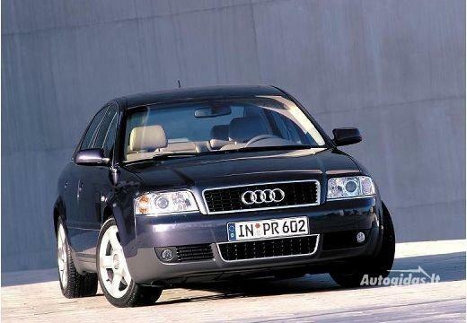 Audi A6 2001-2004