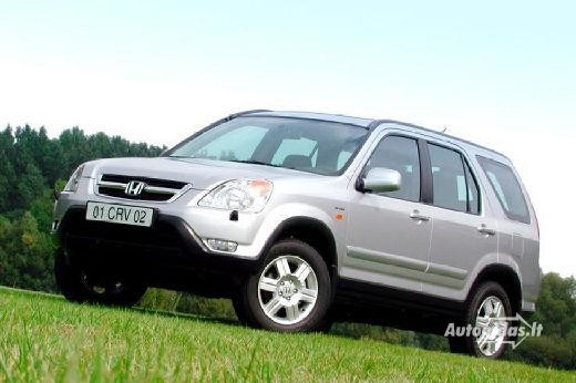 Honda CR-V 2002-2005