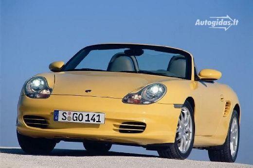Porsche Boxster 2002-2004