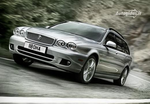 Jaguar X-Type 2008-2008