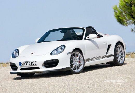 Porsche Boxster 2010-2011