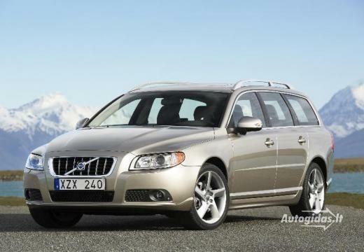 Volvo V70 2010-2012