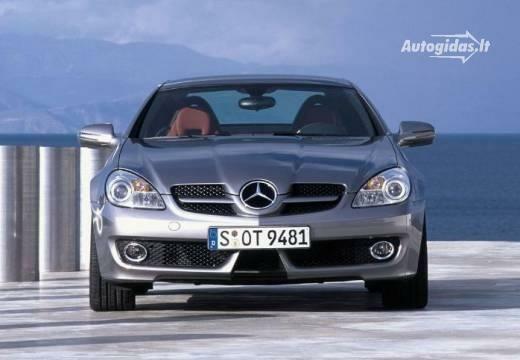 Mercedes-Benz SLK 350 2011-2011