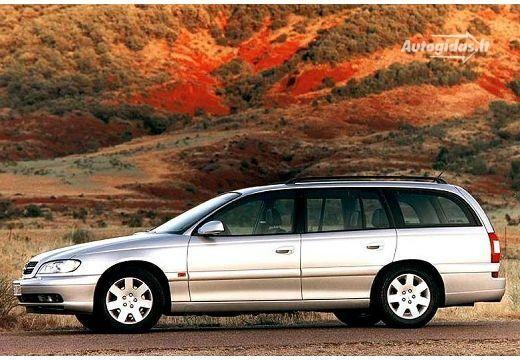 Opel Omega 1999-2002