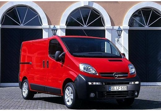 Opel Vivaro 2003-2006