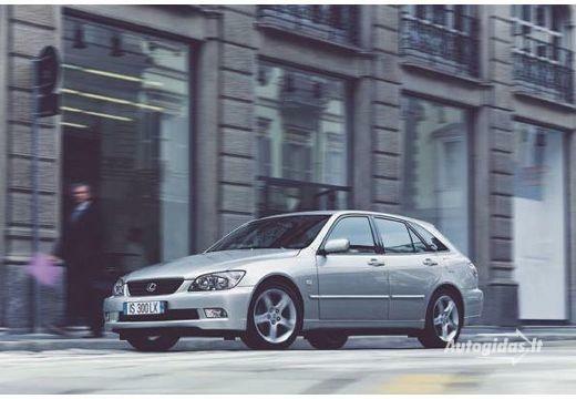 Lexus IS200 2003-2004
