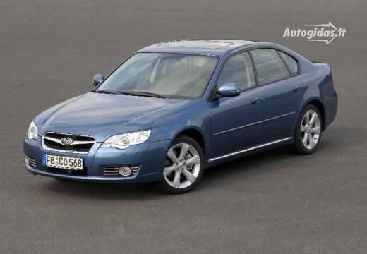 Subaru Legacy 2006-2007