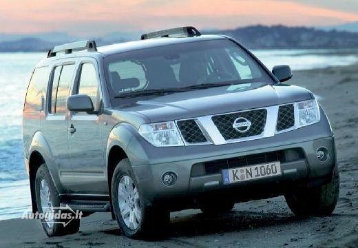 Nissan Pathfinder 2006-2007