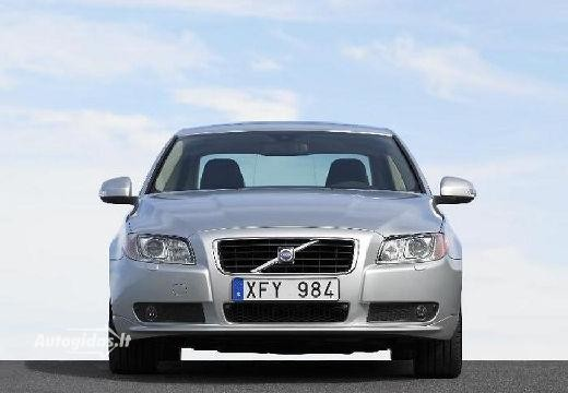 Volvo S80 2007-2009