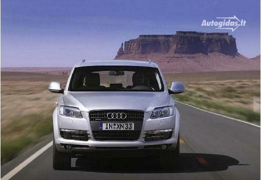 Audi Q7 2008-2009