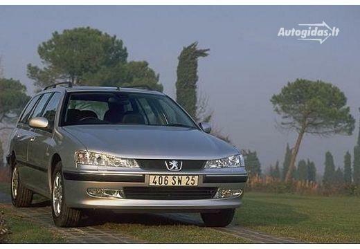 Peugeot 406 2000-2002
