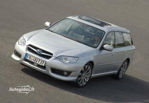 Subaru Legacy 2009-2010