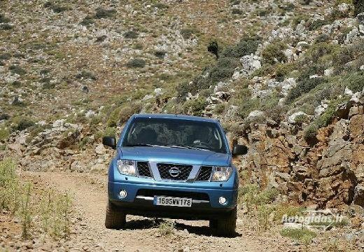Nissan Navara 2009-2010