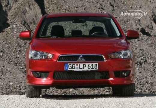 Mitsubishi Lancer 2011-2012
