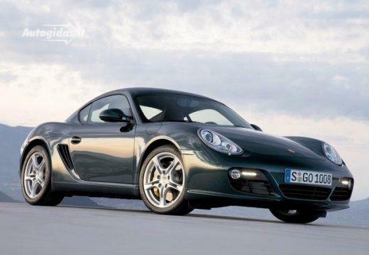 Porsche Cayman 2011-2012