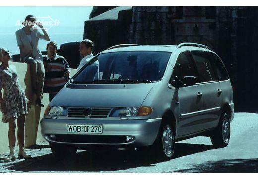 Volkswagen Sharan 1995-1997