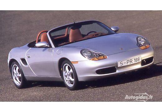 Porsche Boxster 1999-2002
