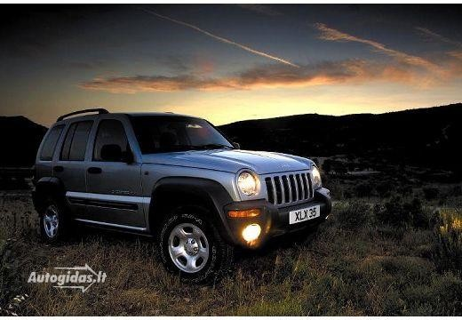 Jeep Cherokee 2002-2004
