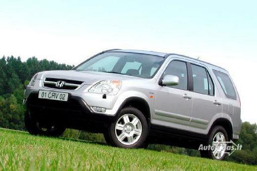 Honda CR-V 2004-2005