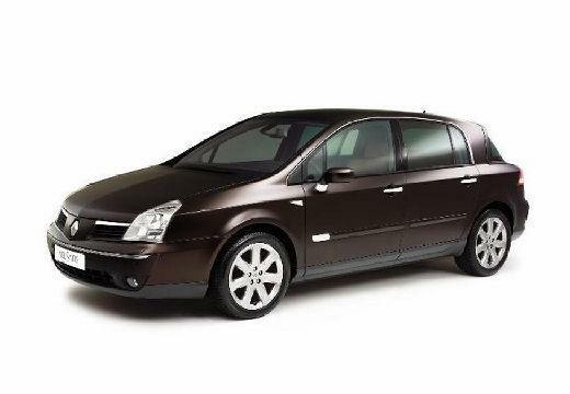 Renault Vel Satis 2005-2009