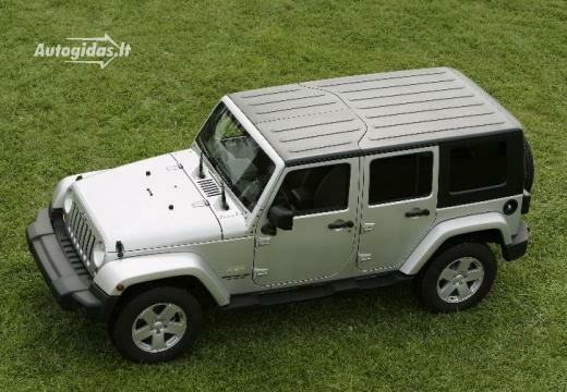 Jeep Wrangler 2007-2011