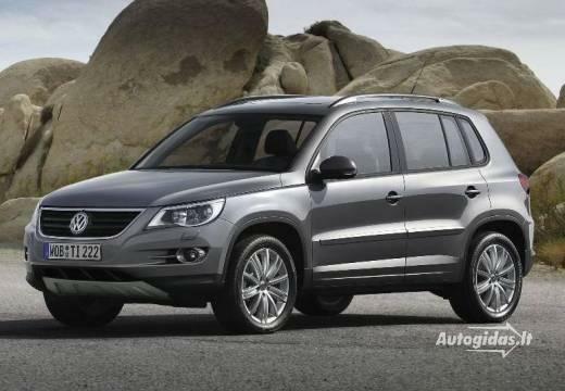 Volkswagen Tiguan 2008-2010