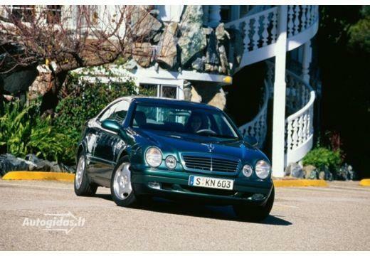 Mercedes-Benz CLK 320 1997-2002