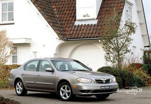 Nissan Maxima 2000-2005
