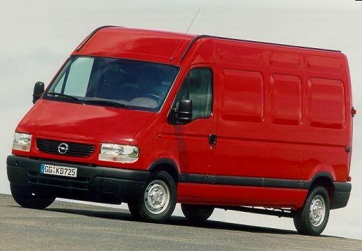 Opel Movano 2000-2002