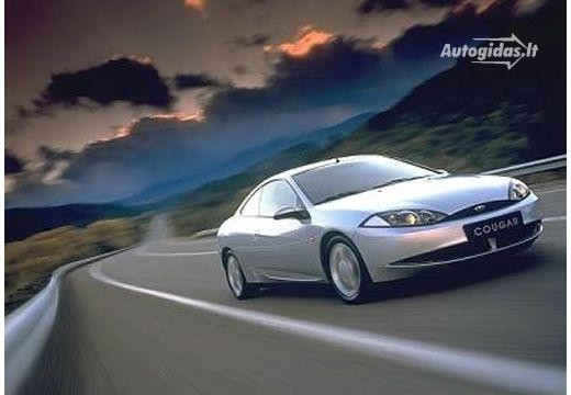 Ford Cougar 1998-2001