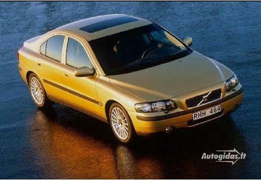 Volvo S60 2001-2002