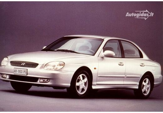 Hyundai Sonata 1999-2002