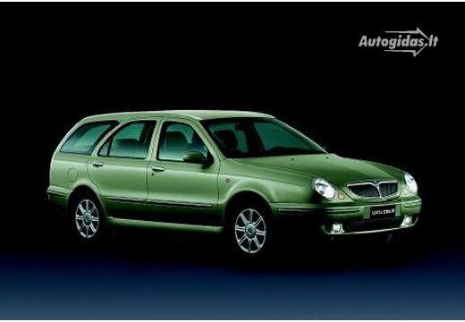 Lancia Lybra 2000-2002