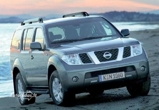 Nissan Pathfinder 2005-2006
