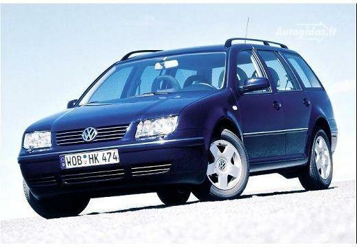 Volkswagen Bora 2000-2002