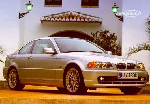 BMW 323 1999-2000