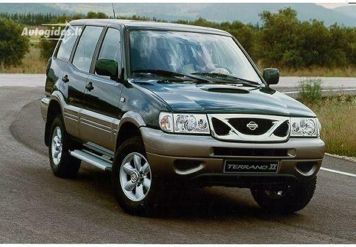 Nissan Terrano 2000-2001