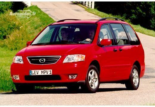 Mazda MPV 2000-2002