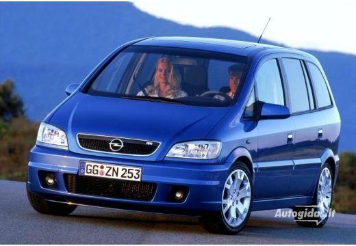 Opel Zafira 2002-2002