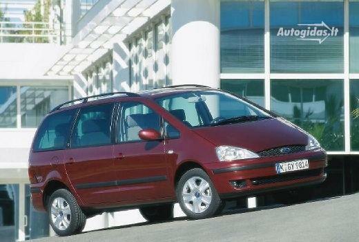 Ford Galaxy 2001-2006