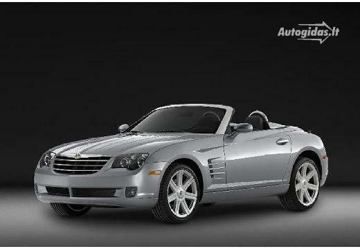 Chrysler Crossfire 2004-2008