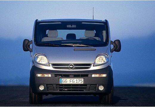 Opel Vivaro 2004-2006