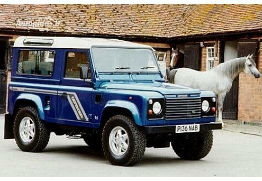 Land Rover Defender 2004-2005