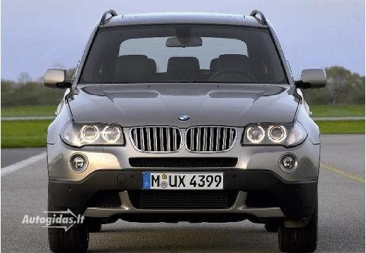 BMW X3 2006-2010