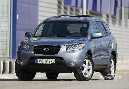 Hyundai Santa Fe 2007-2009