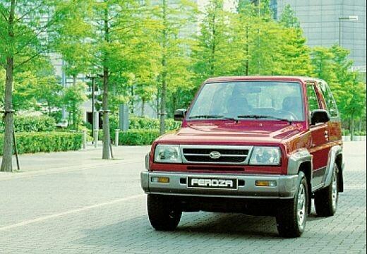 Daihatsu Feroza 1995-1996