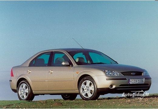 Ford Mondeo 2002-2003