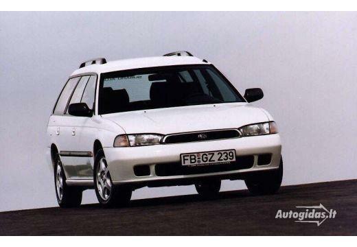 Subaru Legacy 1996-1998